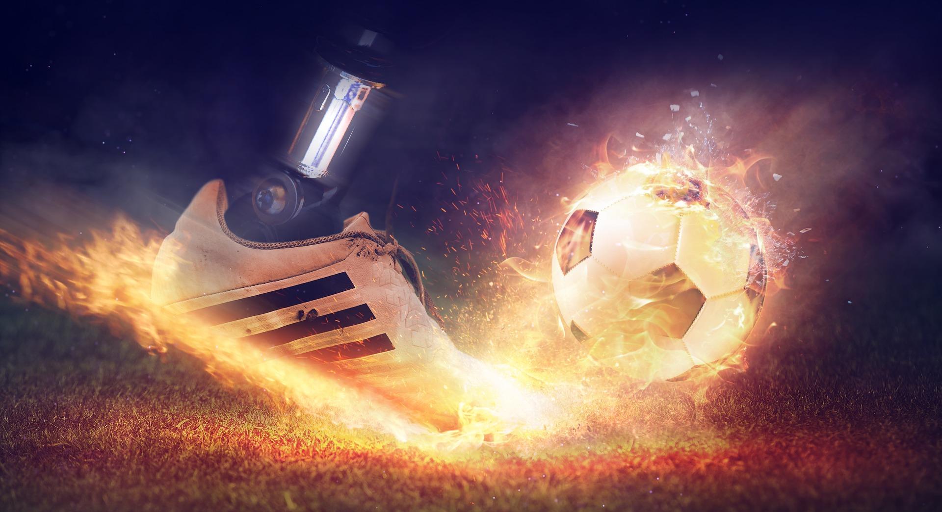 Lesiones en el fútbol