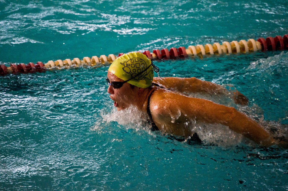 Lesiones por nadar