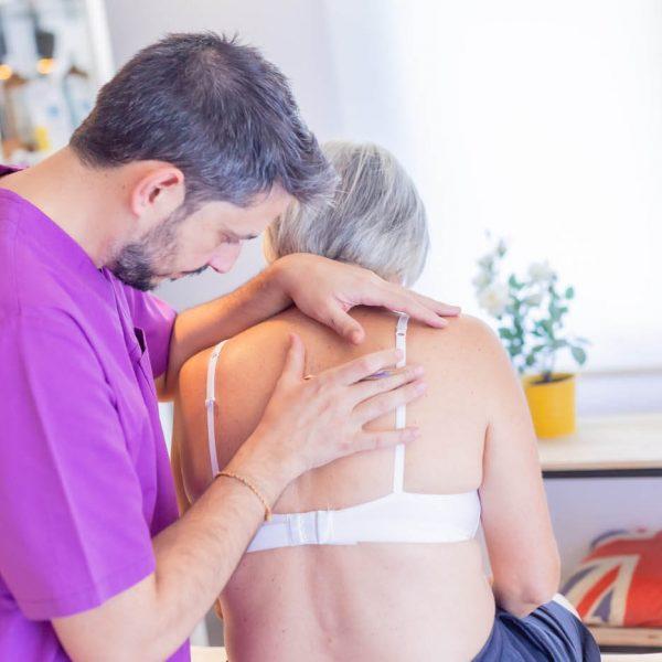 Clínica de Fisioterapia y Osteopatía en Granada | Miguel Peña
